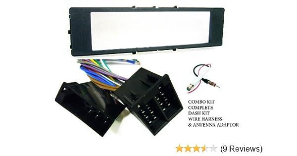 Amazon.com: Carxtc Car Radio Intallation Parts Fits Audi A4: 96 97 ... ford stereo wiring harness Amazon.com