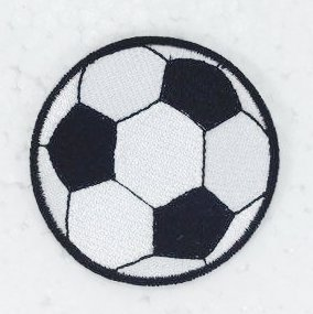 iron on soccer patches - 2
