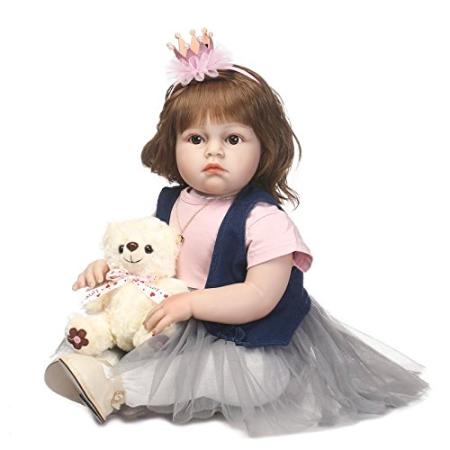 Real Looking Baby Doll Stroller - 8
