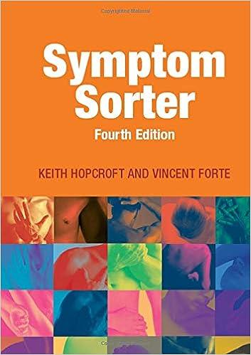 Book symptom sorter