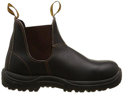 Blundstone 192 - Steel Toe Cap - Zapatos de Seguridad Unisex adulto Marrón (Brown)