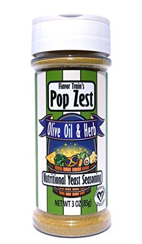 pop zest nutritional yeast buyer's guide