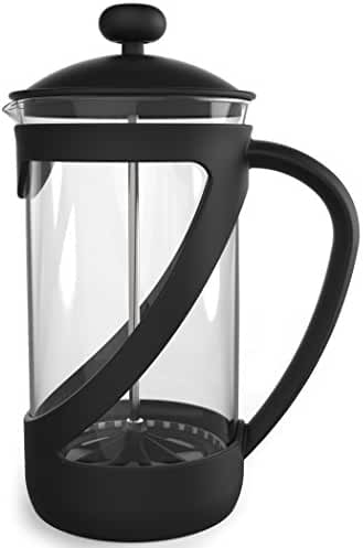 Coffee and Espresso Maker, ZYK French Press Tea Press, Perfect Gift for Home and Office, Updated Version 34 Ounce 1000 ml