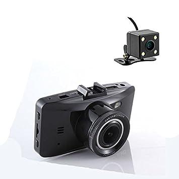 KDLD Cámara de Coche ®1080P HD 140 ° Gran Angular WIFI aparcamiento sensor de gravedad