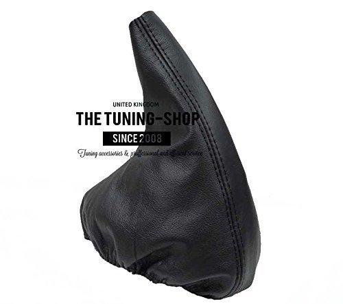The Tuning-Shop Ltd For Bmw E36 E46 1991-2005 Black Italian Leather E Brake Boot