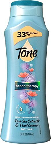 Tone Ocean Therapy Moisturizing Mineral Deep Sea Extracts, P