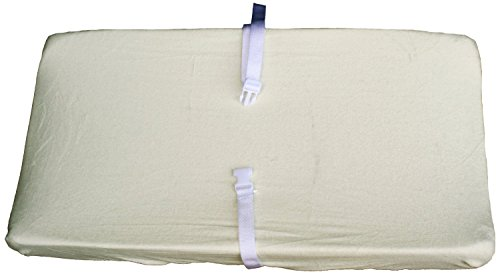 Colgate Contour Changing Pad Cover |Super Soft and Absorbent Fitted Terry Cloth |Machine Washable |33