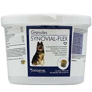 Synovial-Flex Joint Care Granules For Dogs, 960 grams, My Pet Supplies
