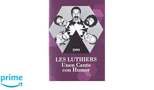 Amazon.com: Unen Canto Con Humor (5): Les Luthiers: Movies & TV