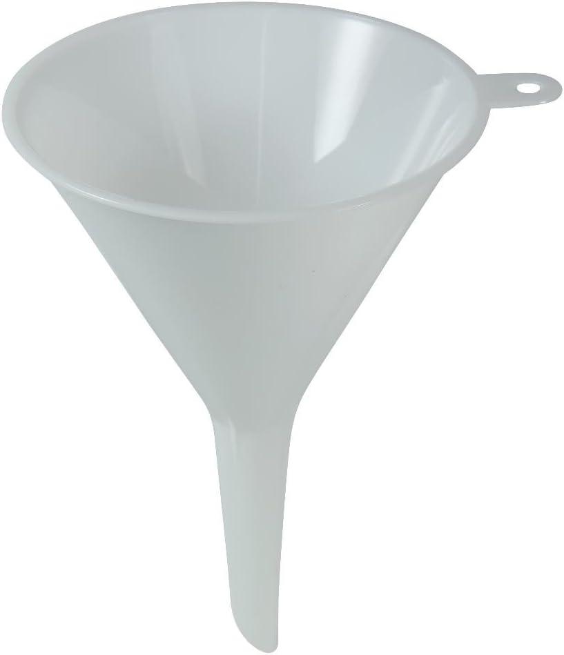 Einf/ülltrichter 2 x braune Medizinflasche 500 ml Enghalsflasche mit Schraubverschluss made in Germany /& BPA-frei inkl