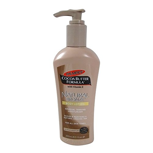 Body Lotion Formula Of - Palmer's Natural Bronze Cocoa Butter Formula Body Lotion -- 8.5 fl oz