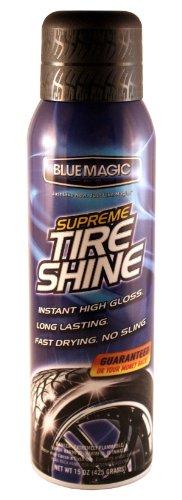 Blue Magic 680 Supreme Tire Shine Aerosol - 15 (Blue Aerosol)