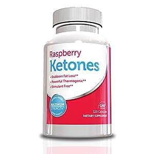 Raspberry Ketones- #1 Natural Weight Loss Supplement - 120 Capsules, 250 Mg, ...