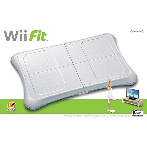 (Wii Fit Game with Balance Board (Bulk Packaging) (Renewed))