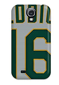 oakland athletics MLB Sports & Colleges best Samsung Galaxy S4 cases 4839584K314843028