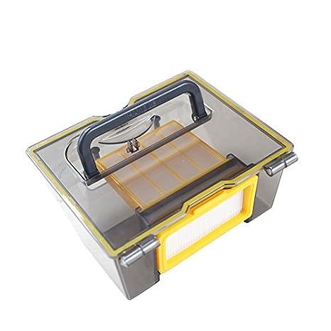 para b6009) papelera para robot aspirador, 1pc/Pack, aspirador ...