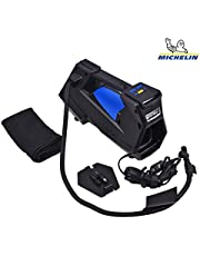 Michelin Programmable Rapid 4x4 SUV Digital Tyre Inflator 12 Volt Compressor (12V) with LCD Digital Display & 0 to 35 PSI in 2 Minutes (12312)