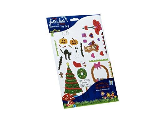 The Irish Fairy Door Company - Seasonal Decal Pack