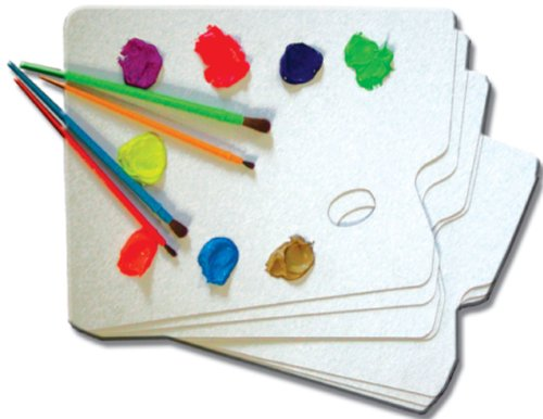 Inovart Artist Palette - Reuseable/Disposable (Palette Disposable)