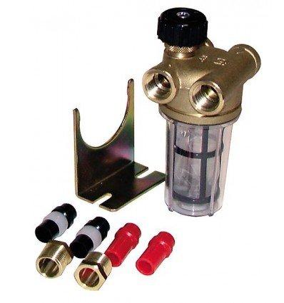Watts industries - FILTRO GASOIL - FILTRO CON GRUPO DE CIERRE CON DOS CONDUCTOS HH3/