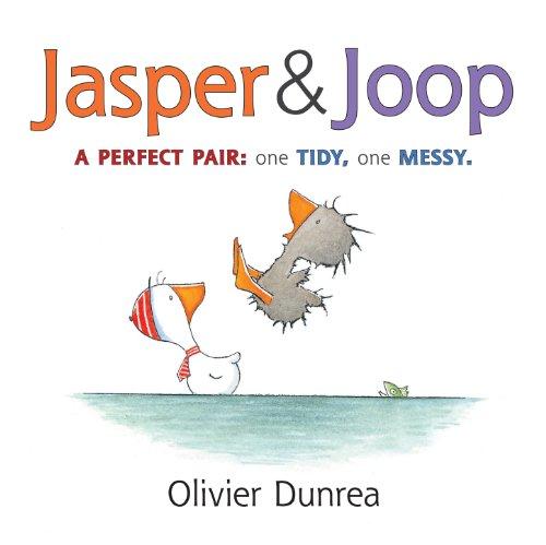Book Cover: Jasper & Joop