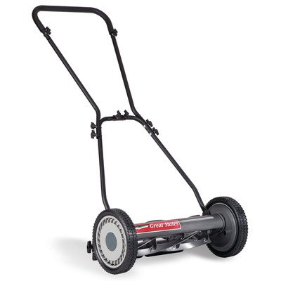 reel mower 18