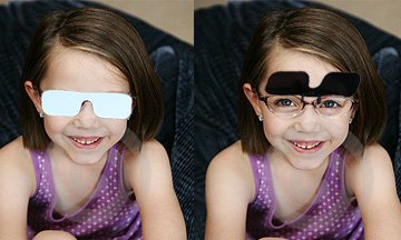 Clip on solar eclipse glasses made for people wearing for What happens if you don t wear solar eclipse glasses