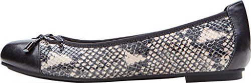 Vionic Womens 359 Minna Leather Shoes Snake