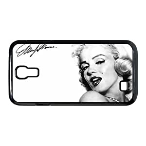 Marilyn Monroe Samsung Galaxy S4 Hard Plastic Back Cover Case