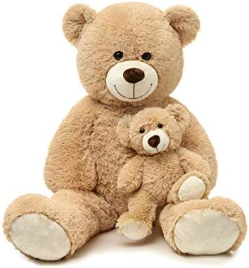 Light Brown 13 inch Gund Slumbers Teddy Bear Stuffed Animal