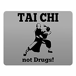 Eddany Tai Chi not drugs! Plastic Acrylic