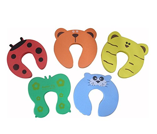 Hosaire Door Stopper Finger Pinch Guard Set of 8, Children S