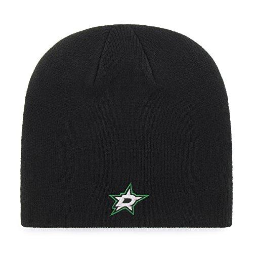 OTS NHL Dallas Stars Beanie Knit Cap, Black, One Size