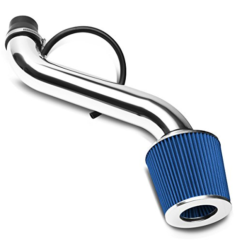 For Acura Integra GS-R 3 inches OD Blue Performance Air Intake + Filter System