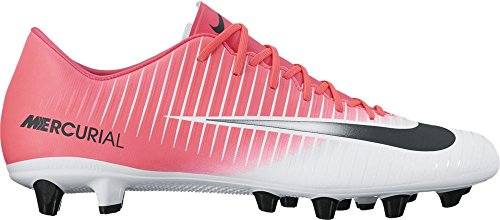 Nike Herren Mercurial Victory VI AG-Pro Fußballschuhe, Pink (Racer Pink/Black-White-White), 40 EU