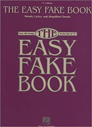 The Easy Fake Book Hal Leonard Corp 0073999148923 Amazon Books
