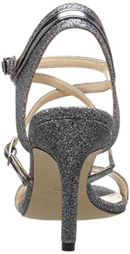 Gypsee Brillo Vestido De La Sandalia De Las Mujeres De Peltre Nueve Oeste 100% Original en línea Liquidación muy barato Liquidación de Español g3yZvoN