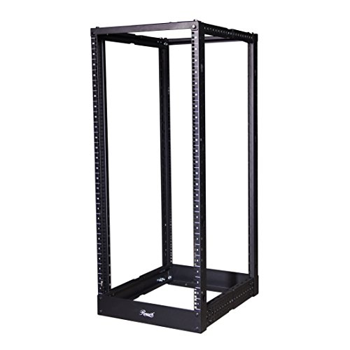 Rosewill Server Rack, 19 Inch Desktop Open Frame Server Desk Rack Free Standing