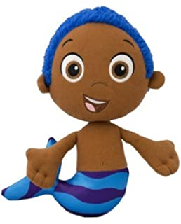 nickelodeon bubble guppies plush goby