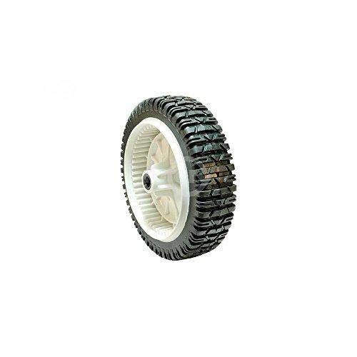 Set of 2 Wheels, Replaces 180773, 532180773 Craftsman Poulan Husqvarna