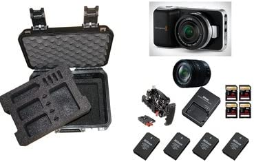 Blackmagic Pocket Camera Case Amazon Co Uk Electronics