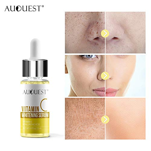 (❤️Jonerytime❤️ Vitamin C Liquid Serum Anti-Aging Whitening VC Essence Oil Beauty Essence)