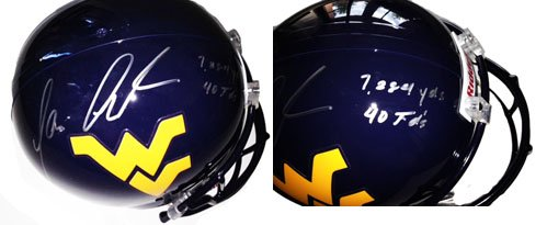 radtke-sports-tvn-wv-rep-tavon-austin-signed-full-size-replica-west-virginia-helmet-stats