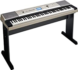 Yamaha YPG-535 88-Key Portable Grand Piano with Stand and Power Adapter