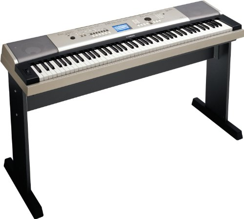 - Yamaha YPG-535 88-Key Portable Grand Piano with Stand and Power Adapter