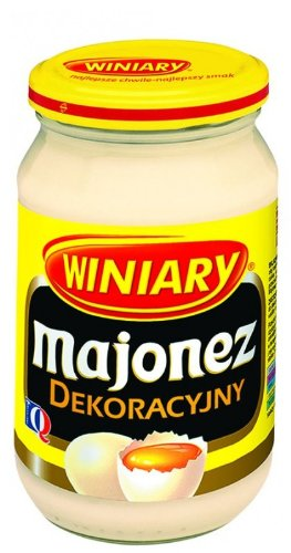 Top 2 recommendation mayonnaise winiary