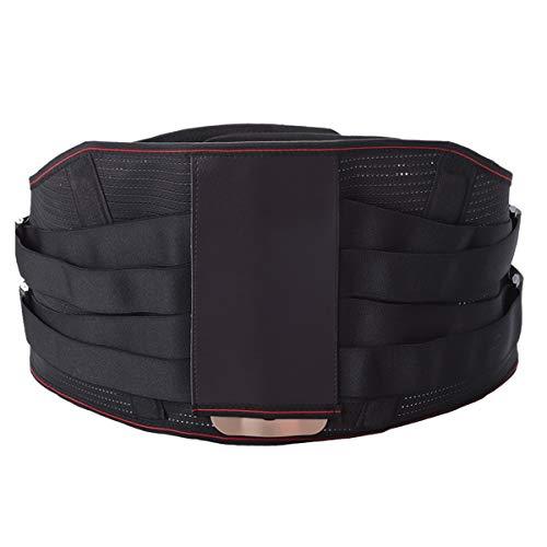 Healifty Cinturón de Apoyo de Lumbar Calentador Cinturón de Calentamiento para Espalda para Mujeres Hombres