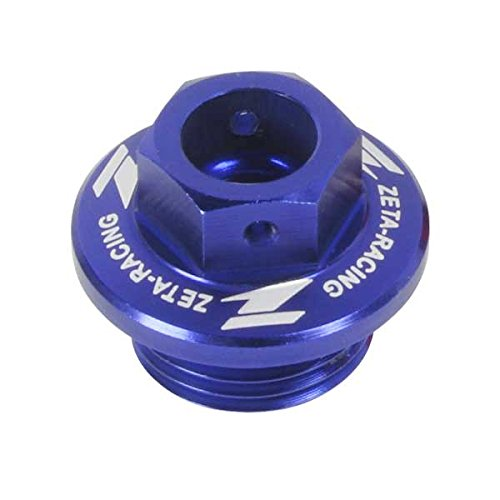 ZETA OIL FILLER PLUG BLUE CRF YZ WR ZE89-2112