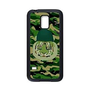 Tiger Camo Print Personalized Custom Case For SamSung Galaxy S5 mini