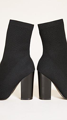 KENDALL + KYLIE Womens Hailey Booties Black EzI5fjNOC